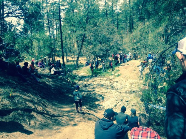 Whiskey Off Road 2014 - The creek crossing